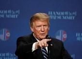 Mỹ-Triều không đạt được thỏa thuận vì lệnh trừng phạt