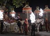 Hôn lễ vẫn tiếp tục dù chú rể bị bắn trong ngày cưới