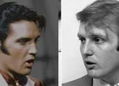 """Ông Trump nói mình """"nhìn giống Elvis"""""""