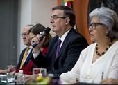 Mỹ, Mexico bắt đầu đối thoại về vấn đề biên giới
