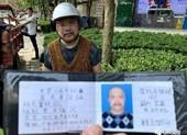 Cảnh sát dở khóc dở cười với giấy phép lái xe có 1 không 2