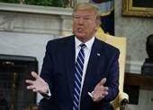 Ông Trump xác nhận hủy lệnh tấn công Iran trước 10 phút