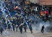 'Bạo lực sẽ đẩy Hong Kong vào ngõ cụt'