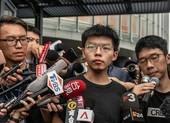 Hong Kong: Hoàng Chi Phong, Trần Hạo Nhiên bị bắt