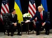 Nhà Trắng công bố nội dung điện đàm giữa Mỹ và Ukraine