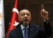 Ông Erdogan vứt thư của ông Trump vào thùng rác