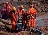 Công bố hình ảnh giây phút kinh hoàng vụ vỡ đập Brazil