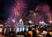 Úc và New Zealand lung linh đón chào thập kỷ mới