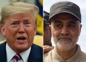 Iran treo thưởng 80 triệu USD ám toán ông Trump