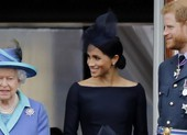 Nữ hoàng Anh đồng ý cho vợ chồng Harry rời hoàng gia