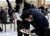 Iran có thêm 2 ca tử vong, ca nhiễm mới ở Trung Đông tăng