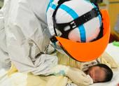 Trẻ em có nguy cơ nhiễm COVID-19 như người lớn