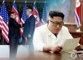 Ông Trump gửi thư cho ông Kim đề nghị hợp tác chống COVID-19