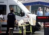 COVID-19 Pháp: Quá tải bệnh viện, nhờ Đức điều trị các ca nặng