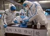 Trung Quốc công bố 1.541 ca COVID-19 không triệu chứng