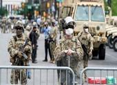 58% người Mỹ ủng hộ để quân đội giải quyết biểu tình