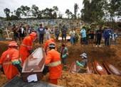 COVID-19: Kinh hoàng người chết ở Brazil cao thứ hai thế giới