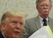 Nhà Trắng ngăn cựu Cố vấn Bolton tiết lộ 'bí mật quốc gia'
