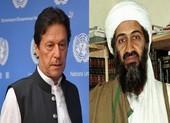 """Thủ tướng Pakistan gọi Bin Laden là người """"tử vì đạo"""""""