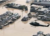 Mưa lũ lịch sử tại Nhật Bản: Gần 100 người thiệt mạng