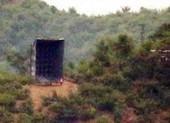 Triều Tiên gỡ bỏ loa tuyên truyền tại giới tuyến