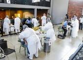 Thế giới thêm 1 triệu ca nhiễm COVID-19 chỉ trong 4 ngày