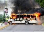 Bị bao vây, cảnh sát Mexico buộc phải thả con trai 'El Chapo'