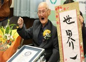 Cụ ông cao tuổi nhất thế giới qua đời, thọ 112 tuổi