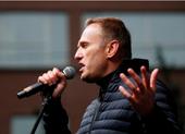 Điện Kremlin, Bộ Ngoại giao Nga cùng lên tiếng vụ ông Navalny