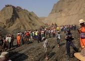Myanmar: Sập mỏ ngọc bích, 54 người có thể đã chết