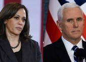 Mọi chú ý đổ dồn về cuộc tranh luận Pence - Harris