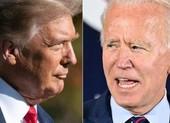 Hai ông Trump-Biden chạy nước rút trước phiên tranh luận cuối