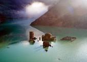 Ngôi làng cổ sắp xuất hiện giữa lòng hồ sau 27 năm