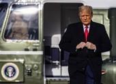 Reuters: Ông Trump từng định biểu tình ở Điện Capitol hôm 6-1
