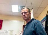 Nga tạm giam ông Navalny 30 ngày sau phiên điều trần bất ngờ