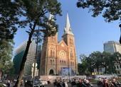 Ít nhất 2025 mới xong việc trùng tu nhà thờ Đức Bà