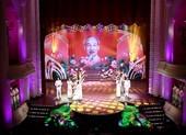TP.HCM: Thiết kế sân khấu đặc biệt kỷ niệm ngày sinh Bác Hồ