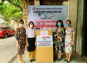 Ca sĩ Mỹ Tâm đồng hành chống dịch cùng báo chí Đà Nẵng