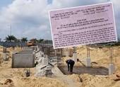 Vụ khó xử xây biệt thự ở Quảng Nam: Không bên nào chịu sai!
