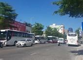 Đà Nẵng 'chật cứng' xe khách du lịch