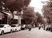 Đà Nẵng: Quy hoạch bãi đỗ xe giậm chân tại chỗ