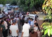 Bị tai nạn lao động, đưa xác nạn nhân lên xe chở về quê