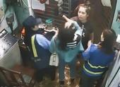 Vụ phóng viên VTV8 bị hành hung: Chuyển công an quận điều tra
