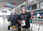 2 bệnh nhân người Anh ở Đà Nẵng nhiễm COVID-19 về nước