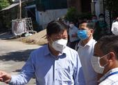 Đà Nẵng lập tổ COVID cộng đồng sau ca nhiễm thứ 416