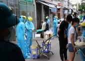 Lấy hơn 400 mẫu xét nghiệm liên quan 2 ca COVID-19 ở Đà Nẵng