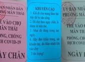 Đà Nẵng: Phát phiếu cho người dân đi chợ theo ngày chẵn lẻ