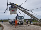 Khẩn trương khắc phục thiệt hại sau bão số 5