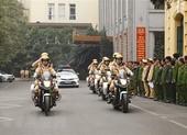 Bộ trưởng Tô Lâm kiểm tra công tác bảo vệ Đại hội XIII