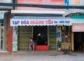 Tiệm tạp hóa ở Đà Nẵng mở cửa trở lại nhưng... không có hàng để bán